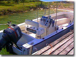 Belize Four Mile Lagoon Corozal For Sale Boat01